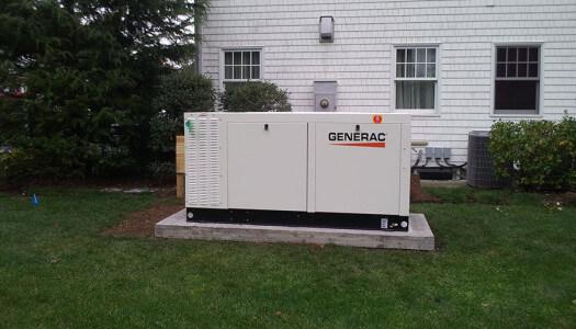 Natural Gas Generator Long Island